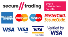 Payment methods: Secure Trading