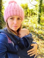 Jess's Story: Babywearing Whilst Treating Clubfoot