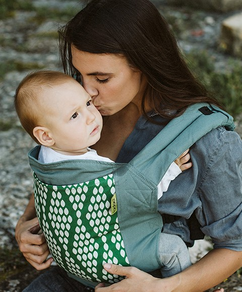 13d8b3061a0 Boba 4g Organic from Slumber Roo. Baby Carriers