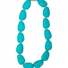 Jellystone Tumbled Stone Necklace