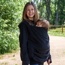 Babywearing Adult Clothes